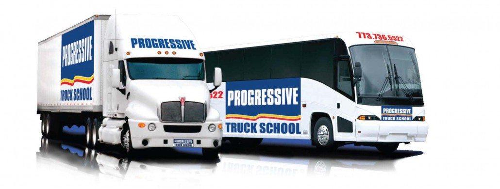 Chicago and Illinois CDL Training | Progressive Truck