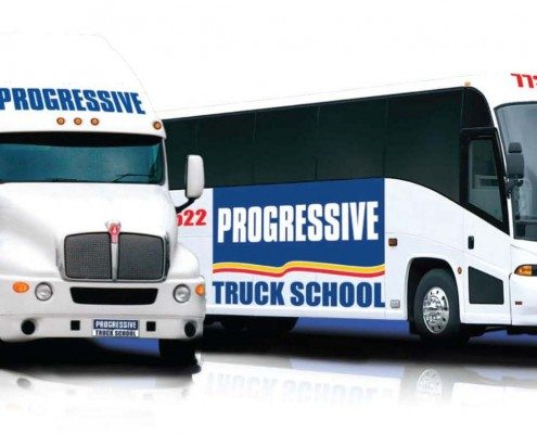 Bus and Truck Driver basic college subjects